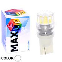 Cветодиодная лампа W5W T10 – Max-Cristal 1 Led 2Вт Белая