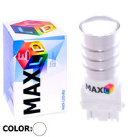 Cветодиодная лампа P27W 3156 – Max-Power 1 Led 5Вт Белая