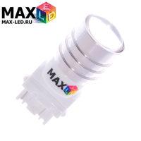 Cветодиодная лампа P27-7W 3157 – Max-Power 1 Led 5Вт Белая