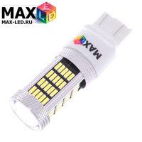 Cветодиодная лампа W21W 7440 – Max-Visiko 92 Led 18Вт Белая