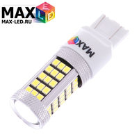 Cветодиодная лампа W21W 7440 – Max-Hill 66 Led 16Вт Белая