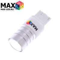 Cветодиодная лампа W21W 7440 – Max-Power 1 Led 5Вт Белая