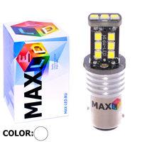 Cветодиодная лампа P21-5W 1157 – Max-Hill 15 Led 15Вт Белая