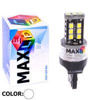 Cветодиодная лампа W21W 7440 – Max-Hill 15 Led 15Вт Белая