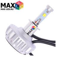 Светодиодная лампа H3 – Max-Moto 2 CREE 20Вт