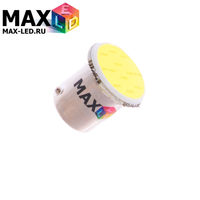 Cветодиодная лампа P21W 1156 – Max-COB 1 Led 3Вт Белая