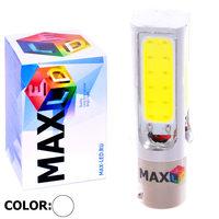 Cветодиодная лампа P21W 1156 – Max-COB 4 Led 8Вт Белая