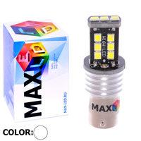 Cветодиодная лампа P21W 1156 – Max-Hill 15 Led 15Вт Белая
