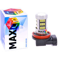 Cветодиодная лампа H9 – Max-Visiko 54 Led 11Вт