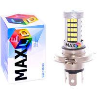 Cветодиодная лампа H4 – Max-Hill 66 Led 16Вт