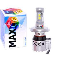 Cветодиодная лампа H4 – Max-Firefly 4 CREE 45Вт